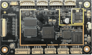 industio AW A50 android board
